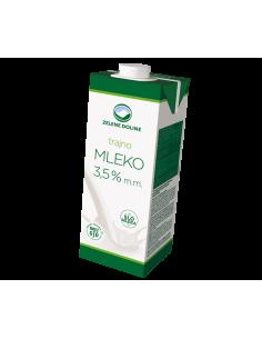 Trajno polnomastno mleko,...