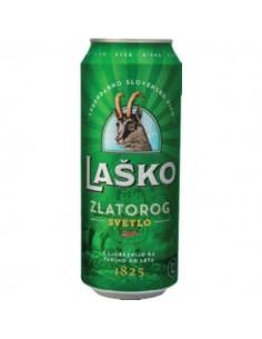 Pivo Laško Zlatorog, 4,9 %...