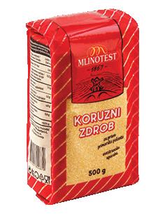 Koruzni zdrob, Mlinotest, 1 kg