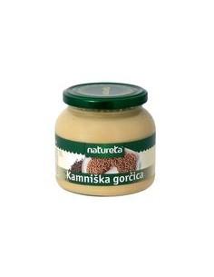 Kamniška gorčica, Natureta,...