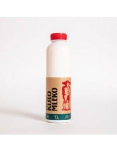 Mleko kislo flaška,...