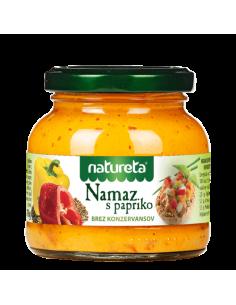 Namaz s papriko, Natureta, 530