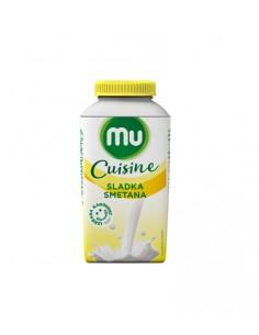 Smetana sladka, Mu Cusine,...