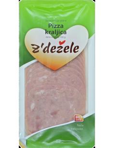 Pizza šunka narezek,...