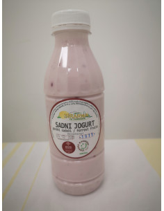 Sadni jogurt gozdni sadeži,...