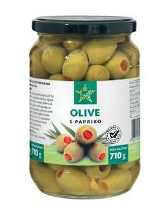 Zelene olive polnjene s...