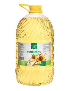 Olje sončnično, Tuš, 2 L