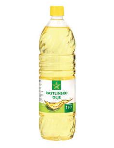 Olje rastlinsko, Tuš, 1 L