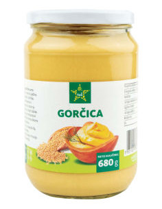 Gorčica, Tuš, 680 g