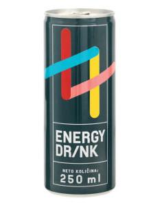 Pijača energijska, Tuš, 0,25 L