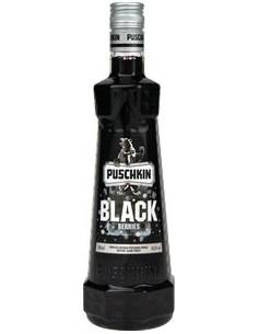 Vodka Pushkin Black Sun...
