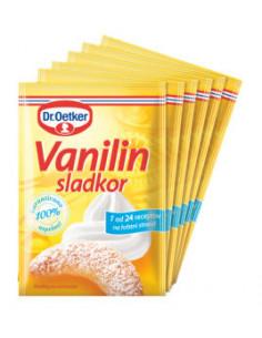 Vanilin sladkor, Dr.Oetker,...