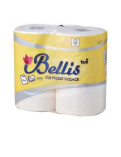Papirnate brisače Bellis,...