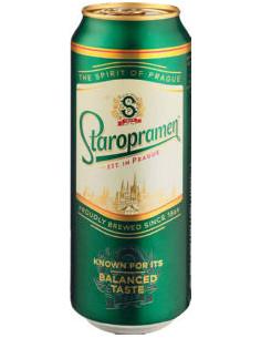 Pivo svetlo Staropramen,...