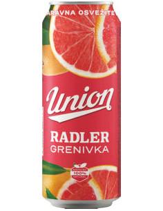 Pivo Radler Union grenivka...