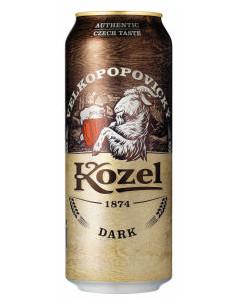 Pivo temno Kozel alk. 3,8 %...