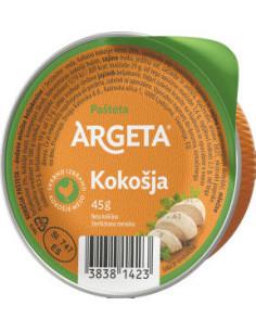 Pašteta kokošja, Argeta, 45 g