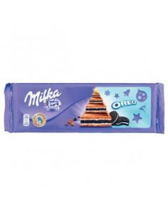 Čokolada oreo, Milka, 300 g