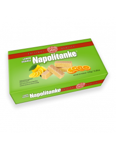 Napolitanke sadne, Kraš, 420 g