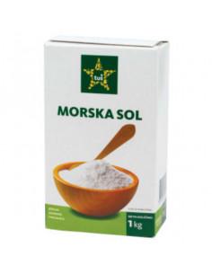 Morska sol, Tuš, 1 kg