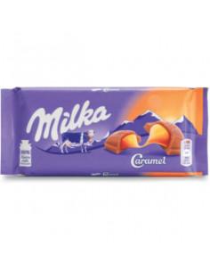 Čokolada caramel, Milka, 100 g