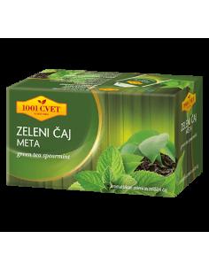 Čaj zeleni – meta 40 g,...