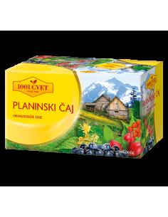 Čaj Planinski 44 g, 1001...