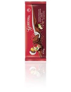 Mlečna čokolada noisette in...