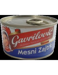 Mesni zajtrk, Gavrilovič,...