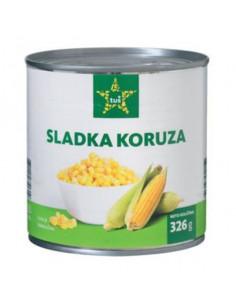 Koruza sladka, Tuš, 326 g