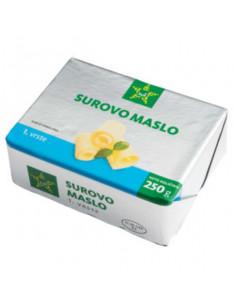 Maslo surovo, Tuš, 250 g