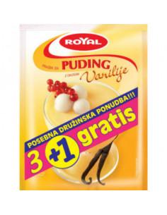 Puding vanilija, Rojal, 4 X...