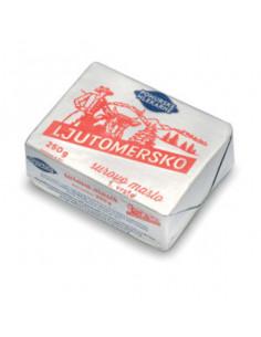 Maslo surovo Ljutomersko,...