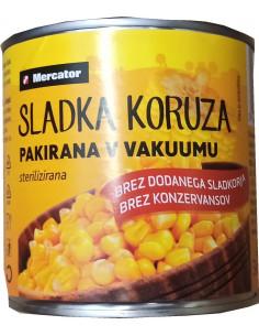 Koruza sladka, Mercator, 350 g
