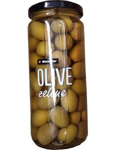 Olive zelene brez koščic,...