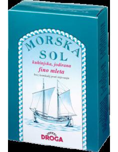 Morska sol, Droga, 1 kg