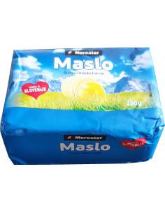 Maslo, Mercator, 250 g