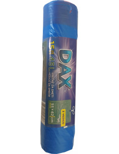 Vrečke za smeti, Dax, 45 L,...