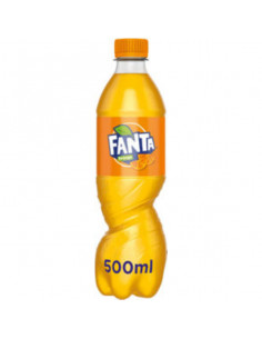 Fanta Orange , 0,5 l