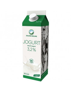 Jogurt tekoči 3,2% XXL,...